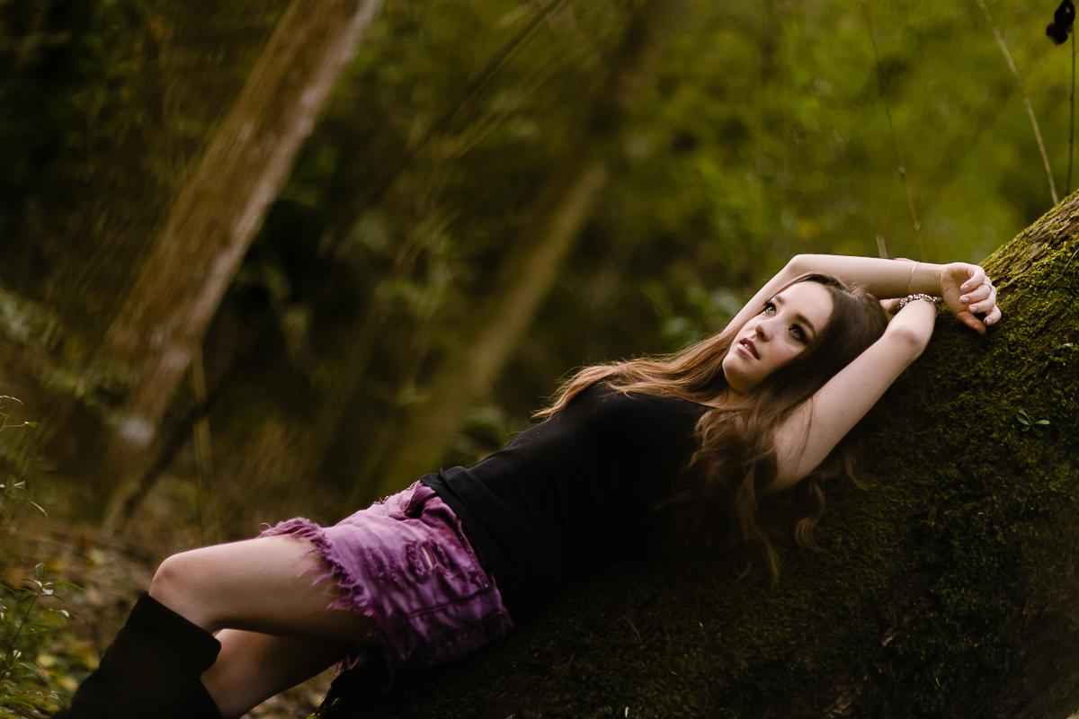 Foto de Ensaio de 15 Anos - Gabryela