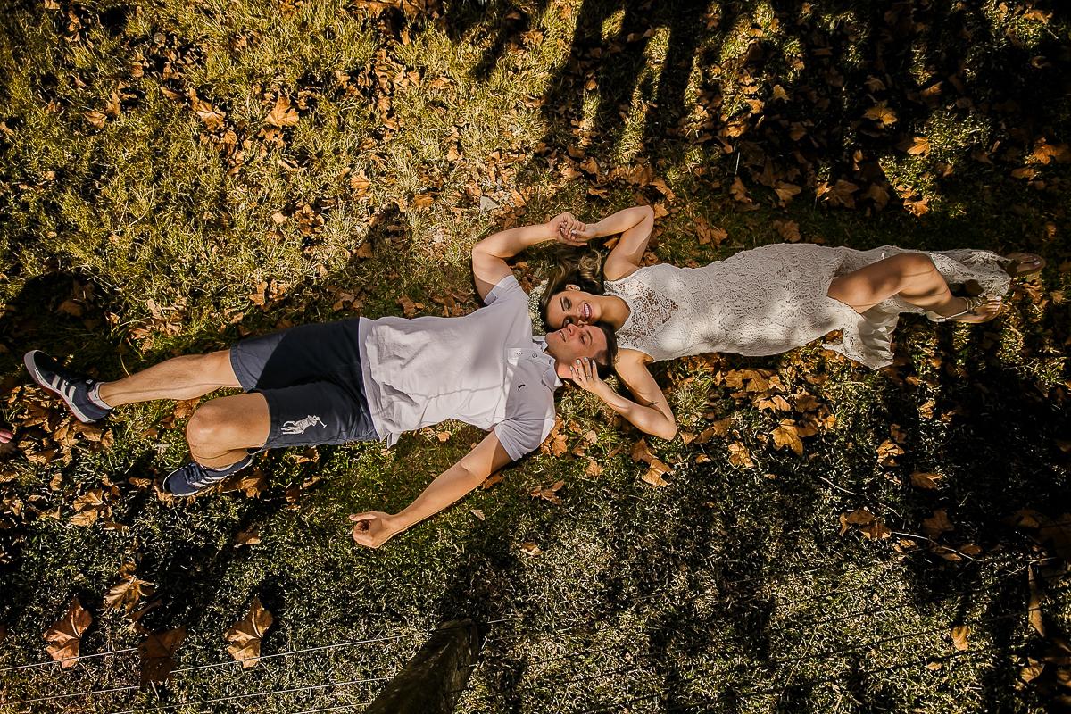 Foto de Karol e Rafa Ensaio