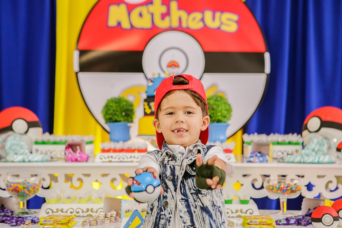 Foto de Matheus 6 Anos