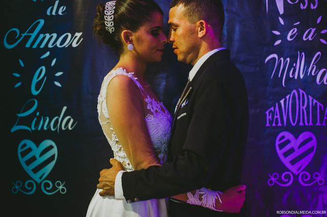Casamento de Cultivar o amor - Carine & Ednaldo
