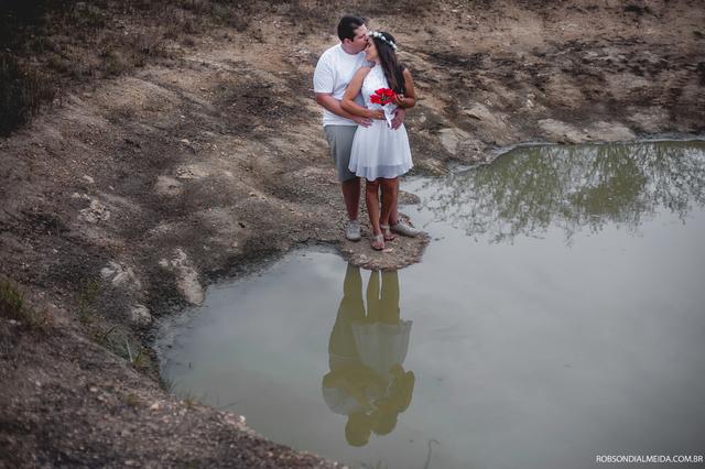 Pré - Wedding de Nóis dois - Melise + João Paulo