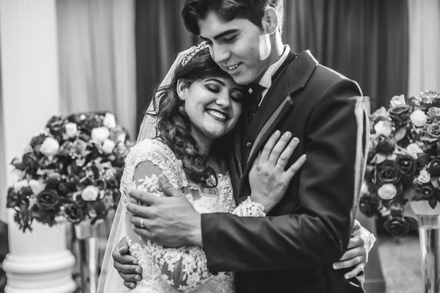 Casamento de Um sentimento que nos une - Izabela + Júnior