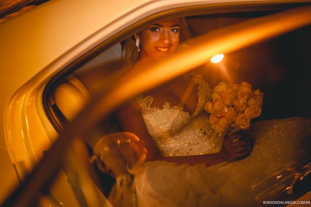 Casamento de Um sorriso & um olhar - Mirla & Moisés