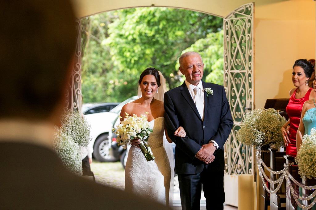 entrada da noiva carmen