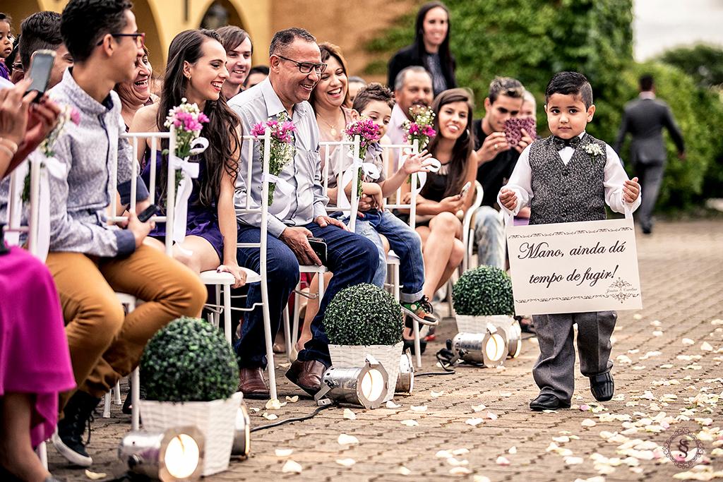 casamento de dia entrada do pajem carol e jopnatas