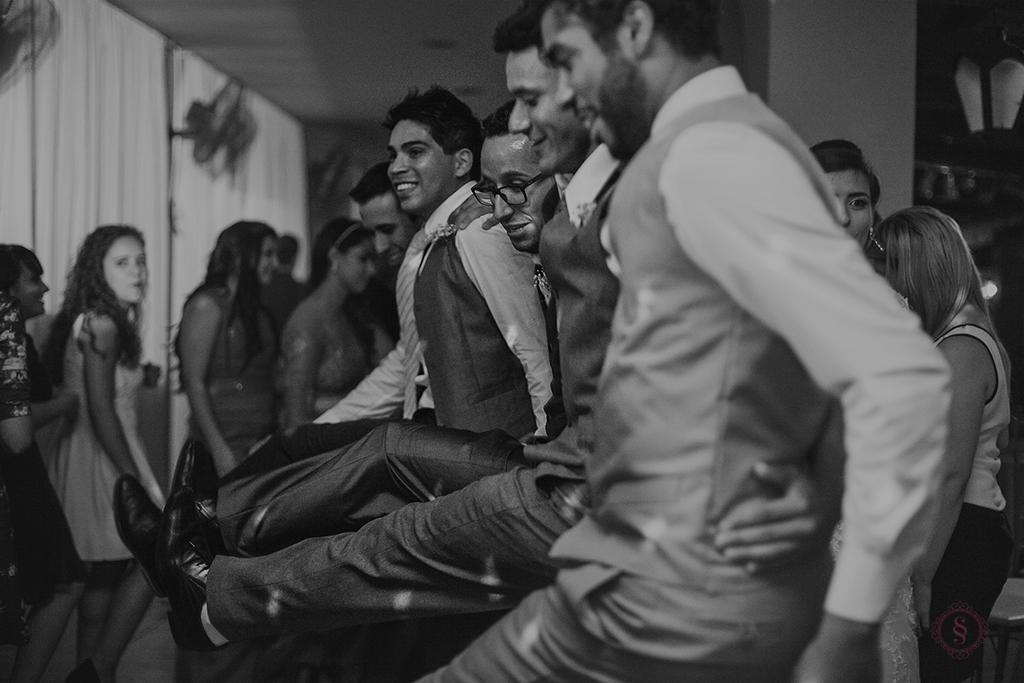 dança dos padrinhos casamento carol e jonatas