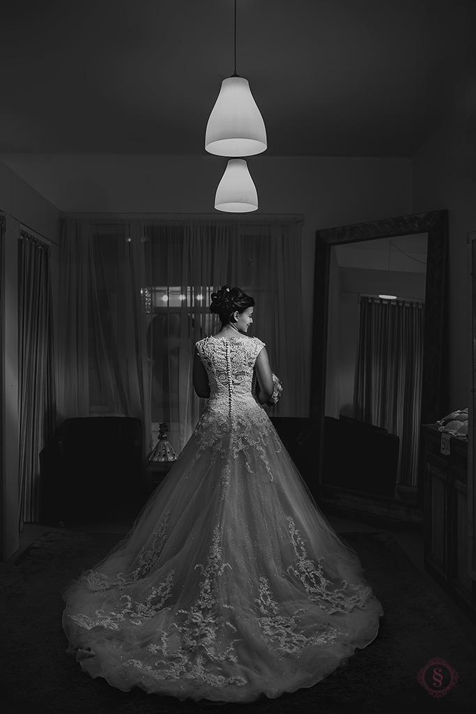 vestido de noiva carl no making of