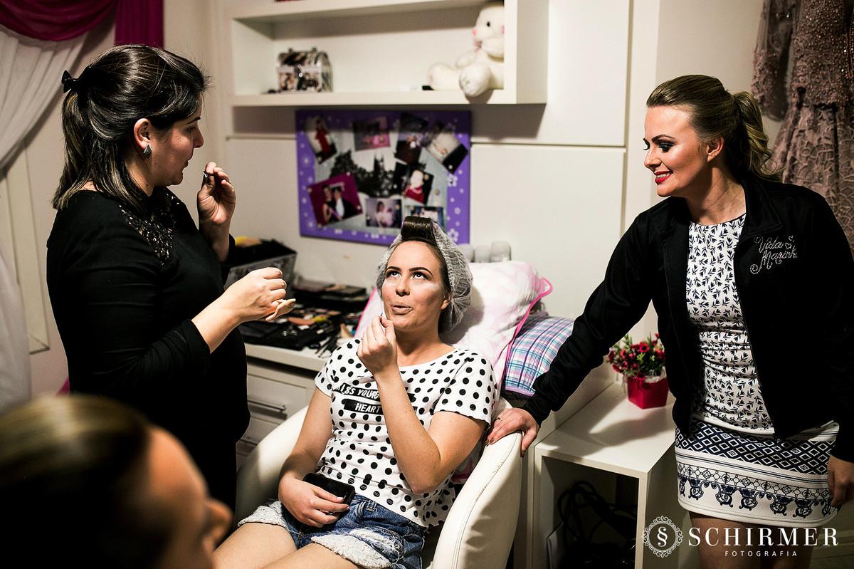 laura model 15 anos making of em casa debutante capão da canoa RS make maquiagem