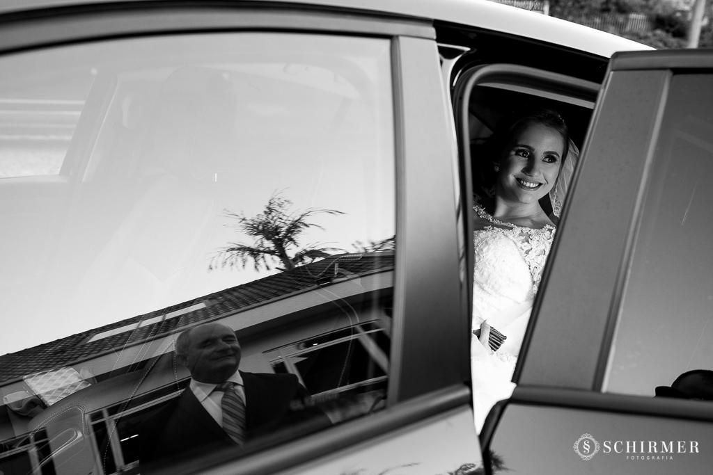 making of noiva andressa pai da noiva carro luxo porto alegre casamento