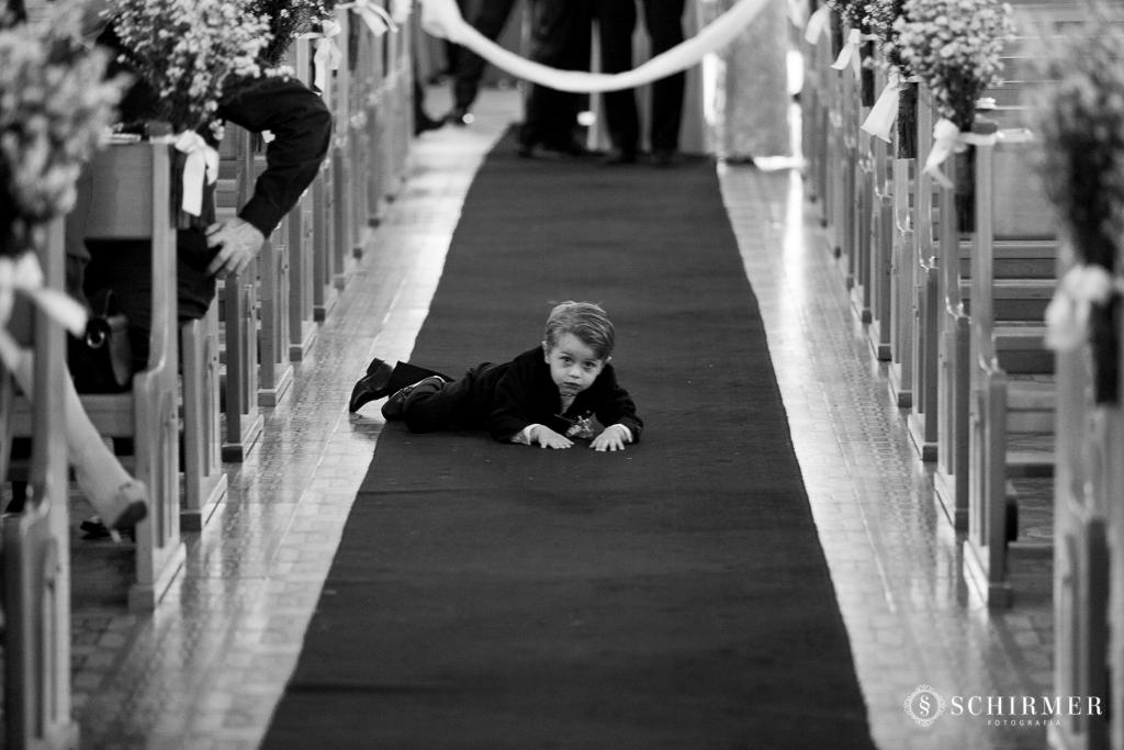 casamento porto alegre noiva andressa e jõao pajem igreja santo antonio