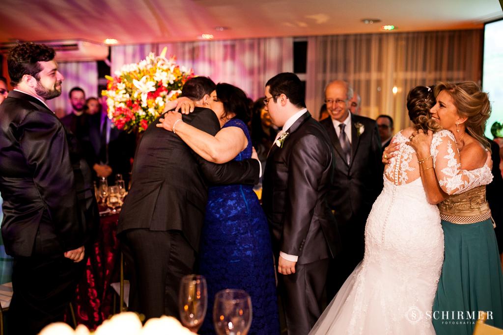 casamento porto alegre clube gremio geraldo santana abraço pais