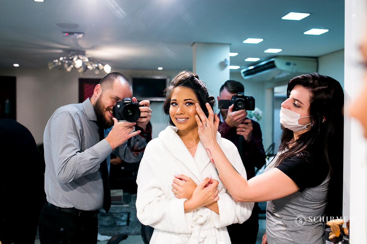 maquiagem da noiva - making of noiva make divando divas maquiadoras top  - schirmer fotografia retoque