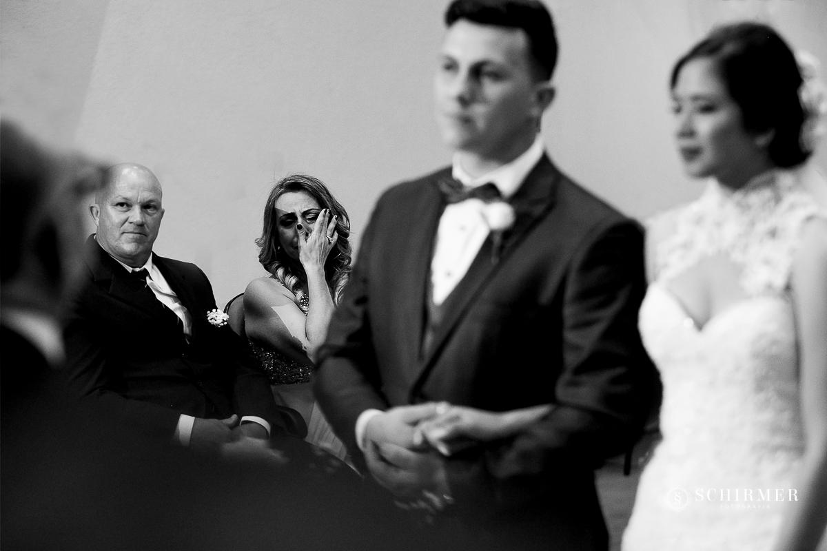 lagrimas mãe noivos - schirmer fotografia - porto alegre - fotografo de casamento maycon e jana