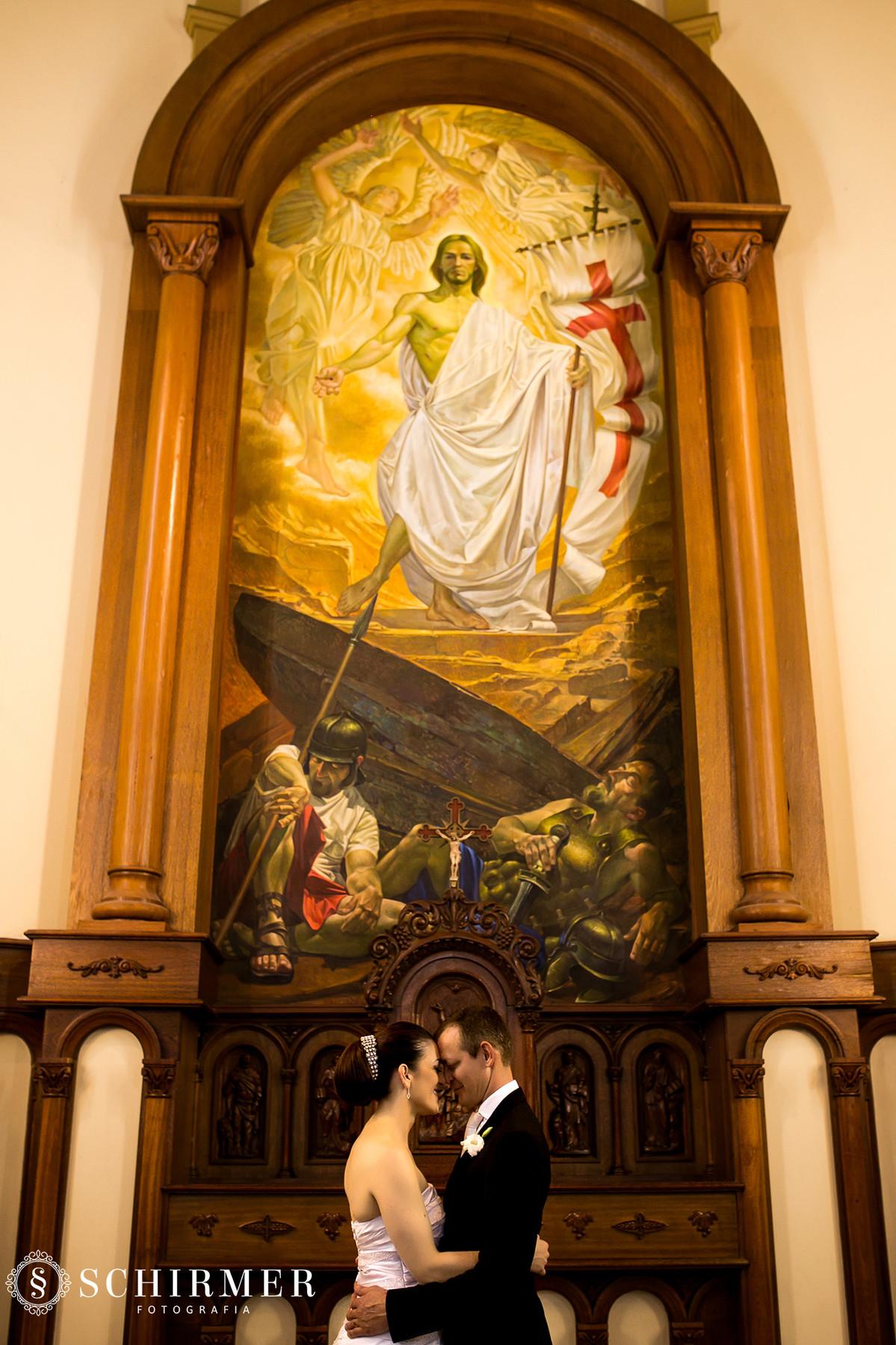 schirmer fotografia casamentos em porto alegre RS igreja paroquia são joão