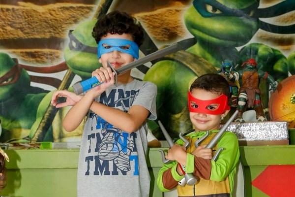 Aniversários de Felipe & Leonardo