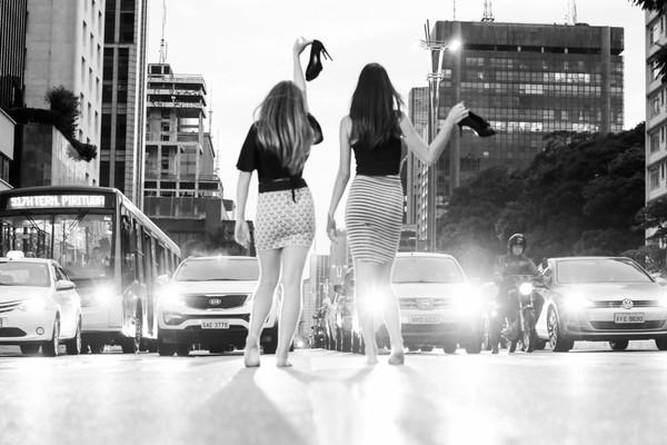 Ensaios debutantes de Isabella & Bruna