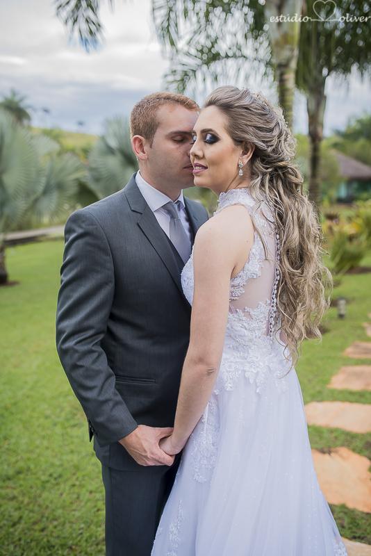 Foto de Natalha e Marlon
