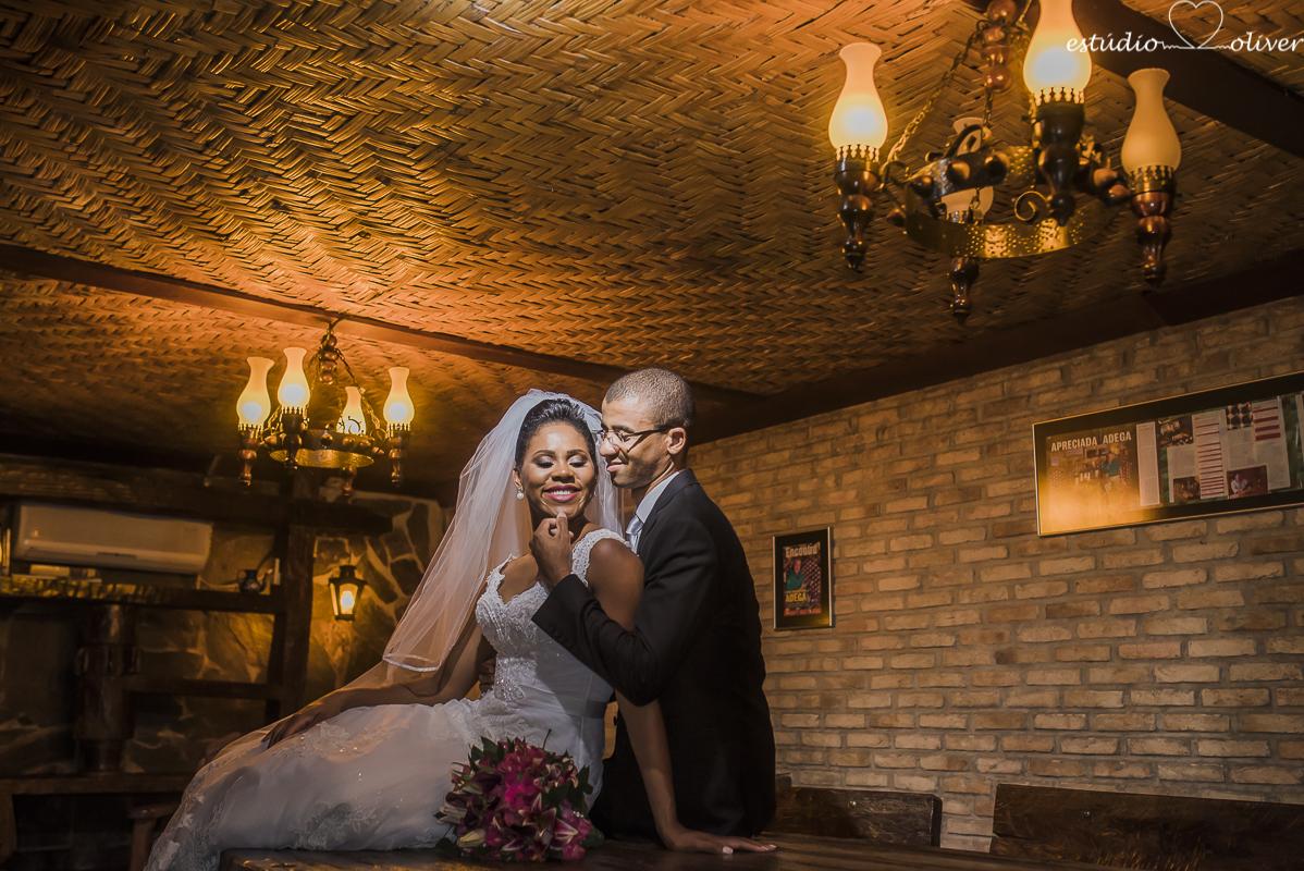 Foto de Barbara e Carlos