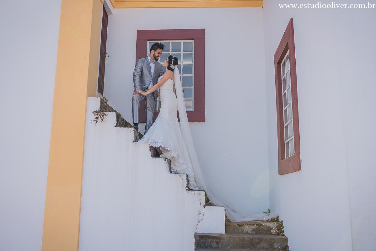 Foto de Cris e Tiago
