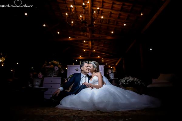 Pós Casamento de Fabiola e Alex