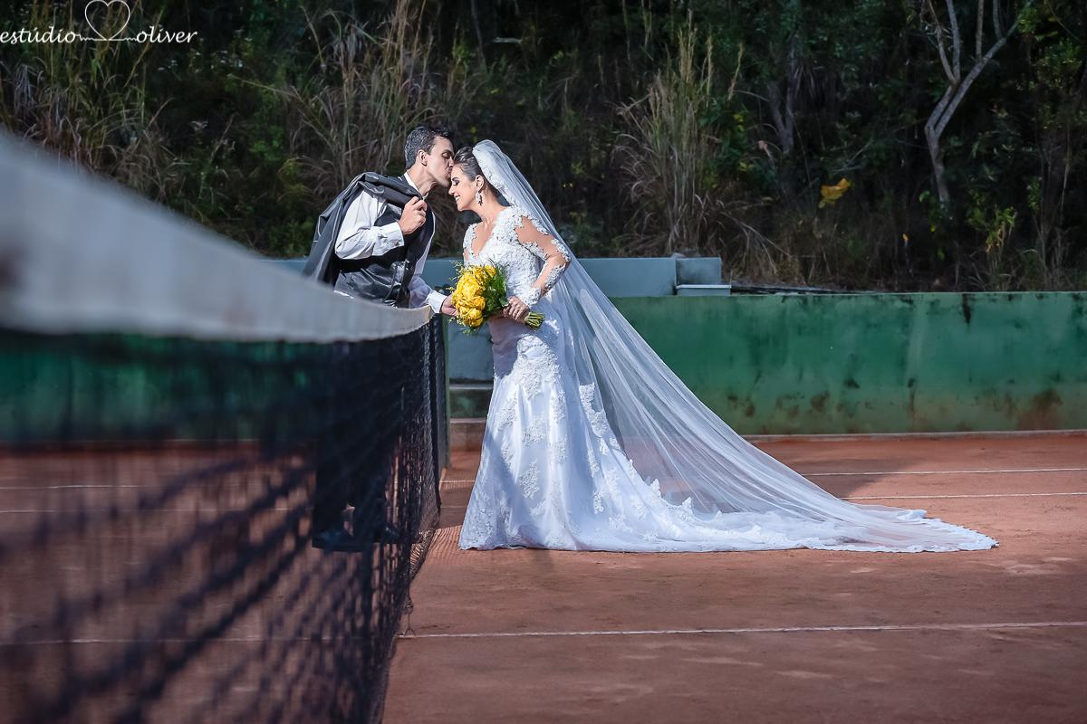 Foto de Paloma e Igor