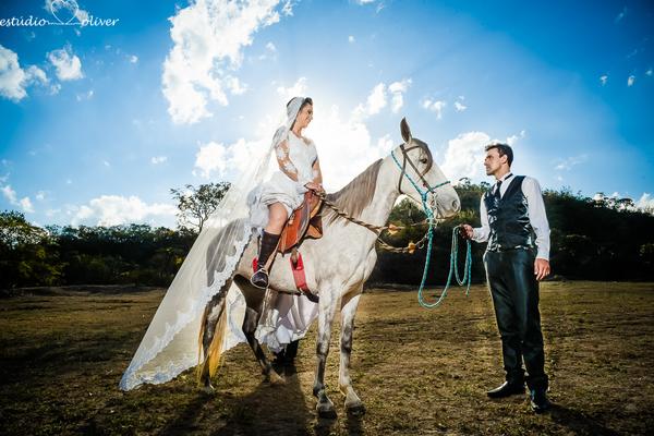 Pós Casamento de Paloma e Igor