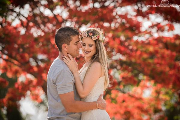 Pré casamento | Pre-wedding de Elisângela  e  Fernando