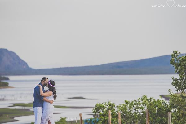 Pré casamento | Pre-wedding de Luciana e Walter