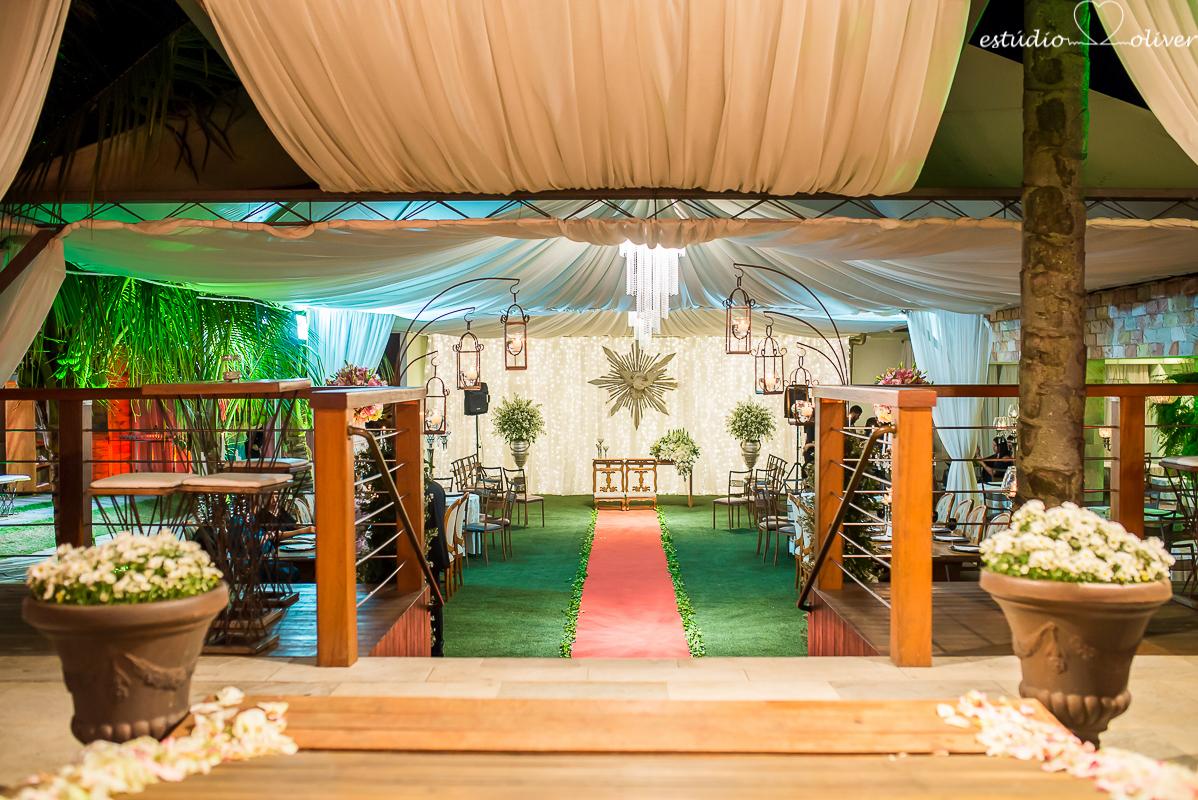 decoração de casamento verde e branco, decoração rustica