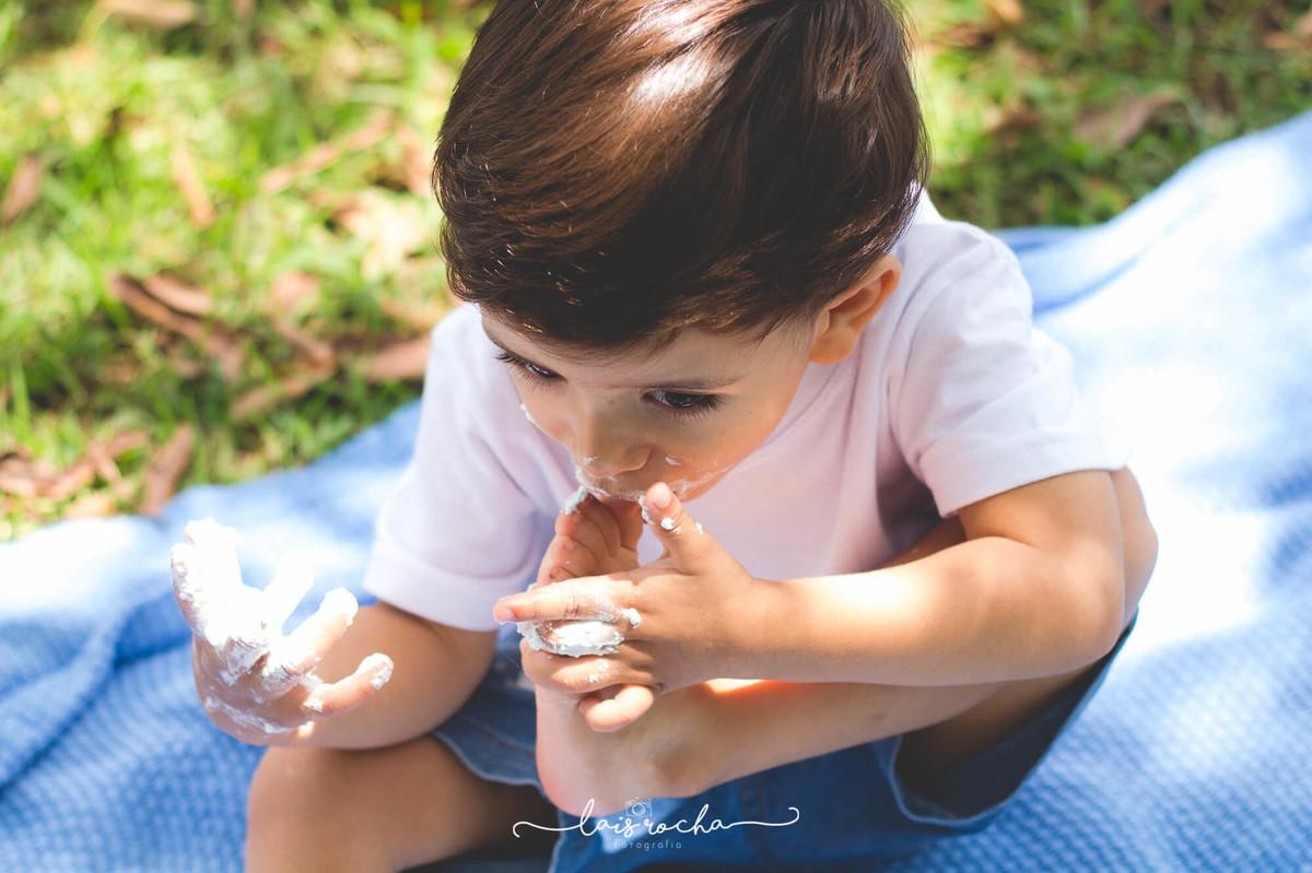 Foto de Guilherme - 2 Anos