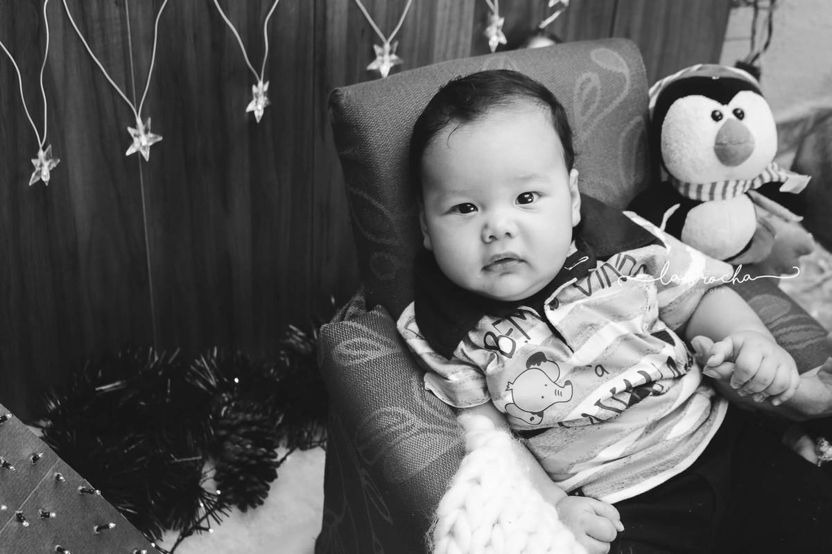Foto de Hideki - Acompanhamento 3 meses.