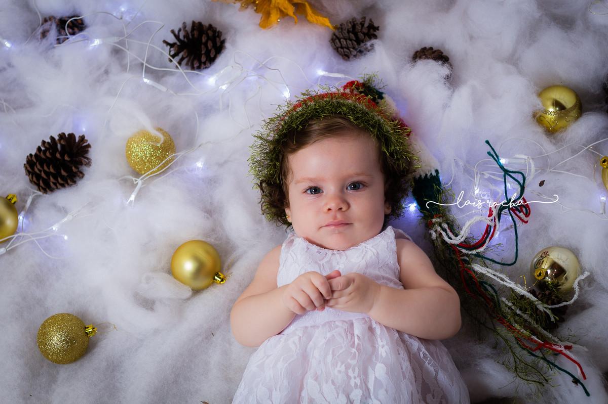Branca de neve - ensaio infantil natal - laís rocha fotografia