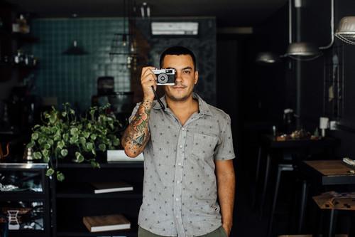 Sobre Gabriel Ribeiro - Fotografia de Casamento