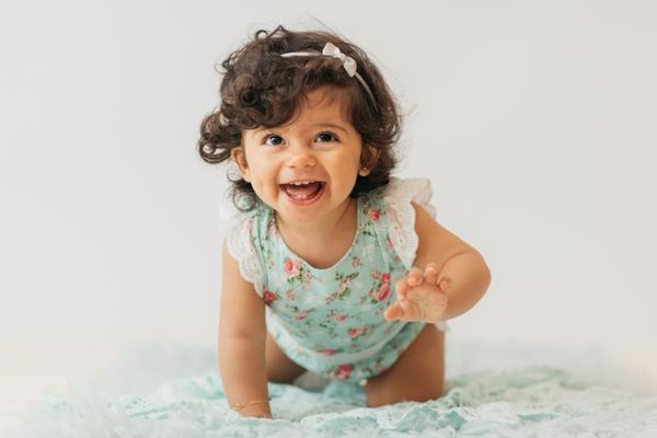 Ensaio Baby de Ensaio Bebê - Isis