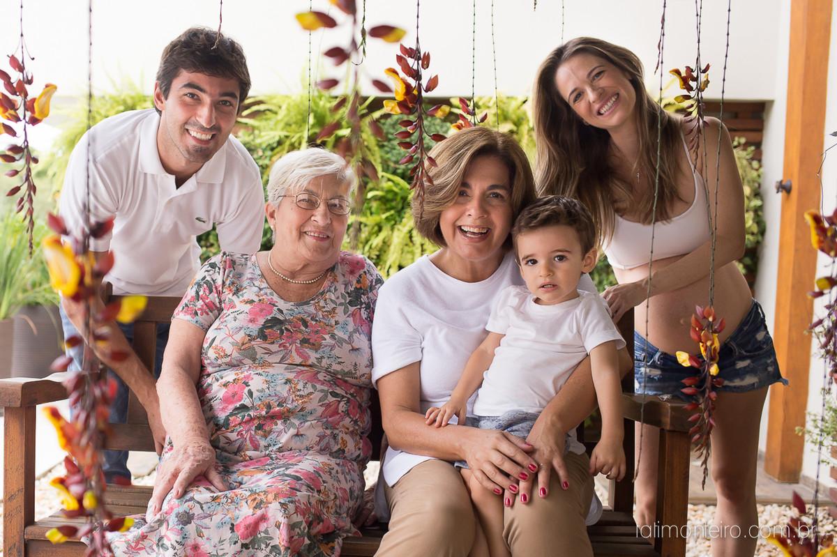 fotografa especializada em gestante sp, familia feliz