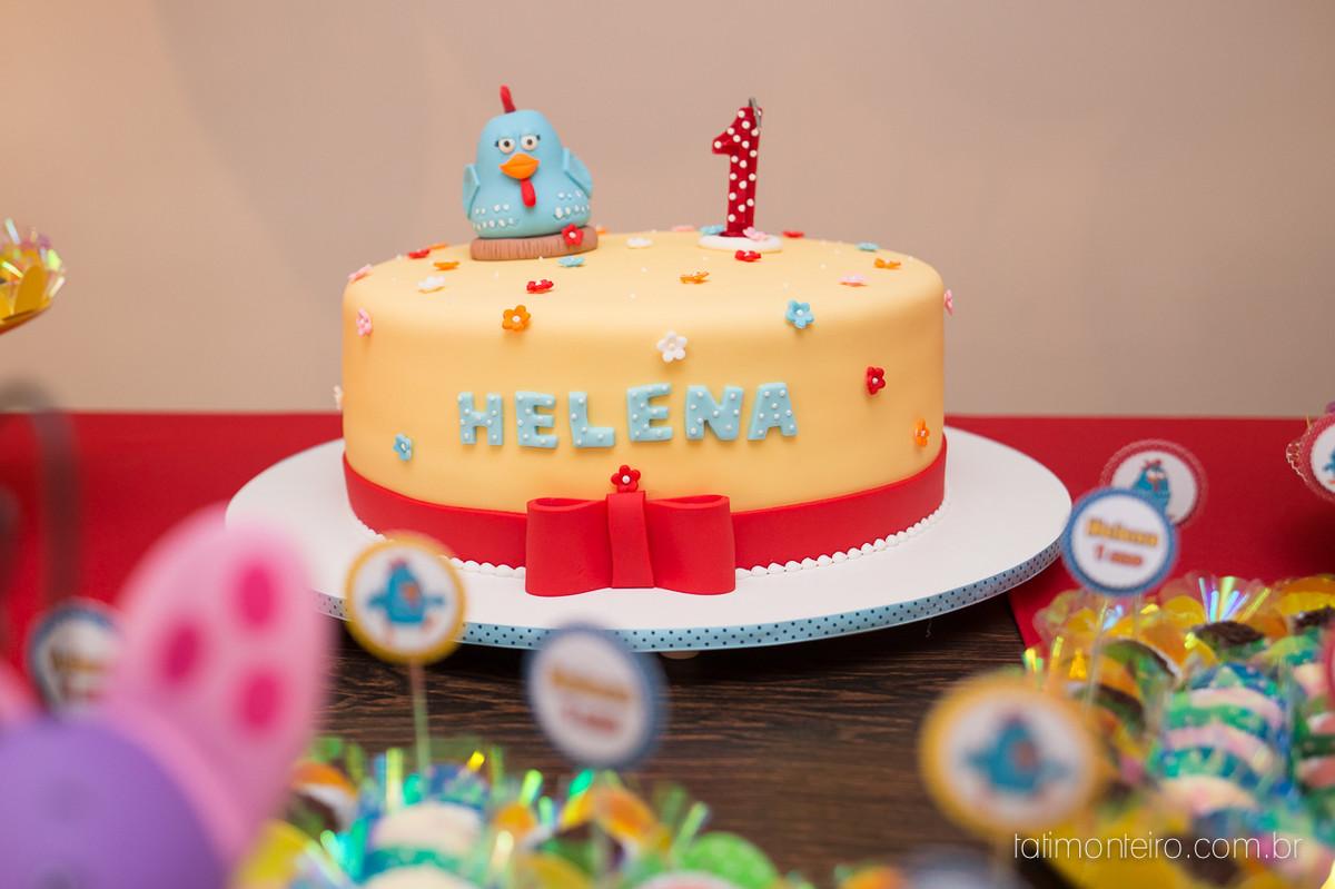 Foto de Aniversário Helena - 1 ano