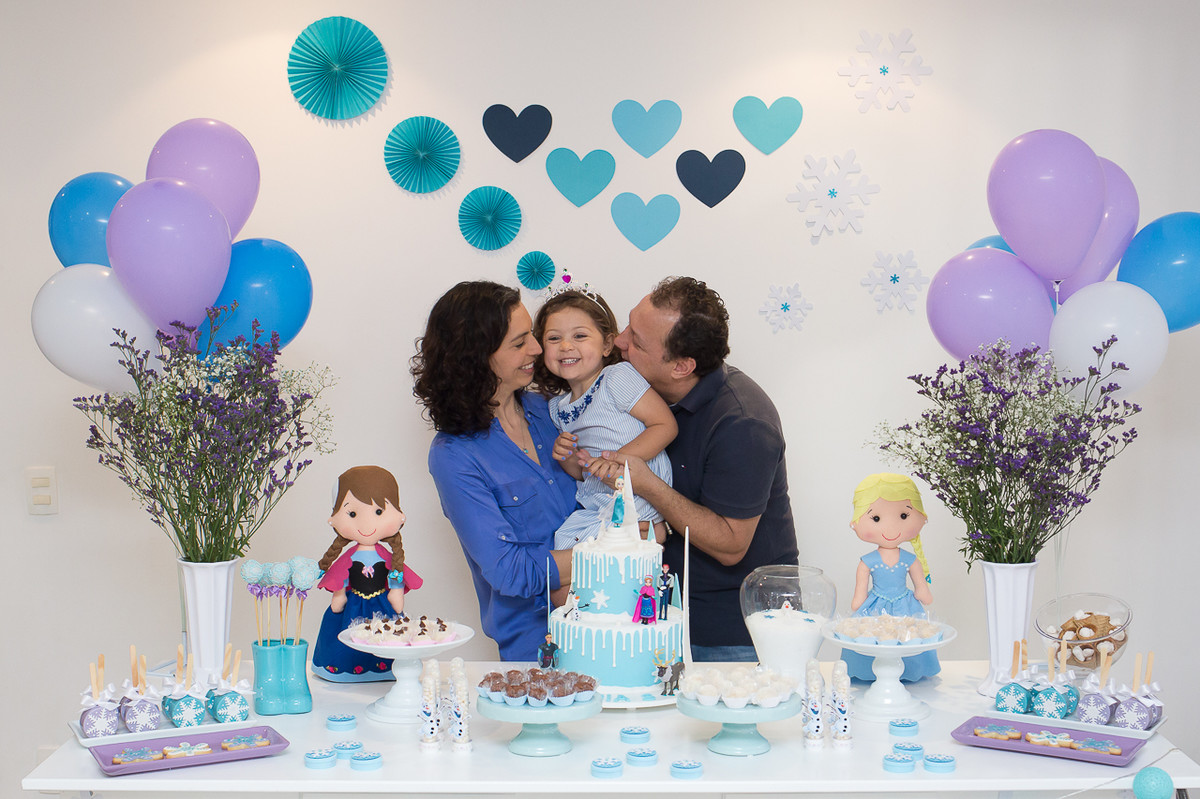 decoracao tema frozen, fotografa de eventos sp, fotografa de familia sp, fotografa de aniversario infantil sp