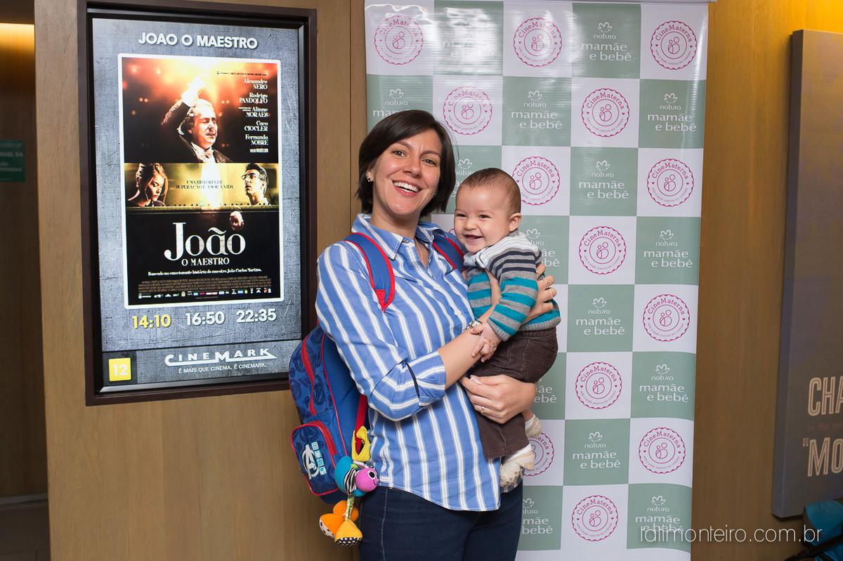 Foto de Cinematerna Filme João, O Maestro - Sessão 31 de Agosto