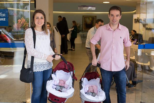 Famílias de Despedida da UTI da Beatriz e Julia