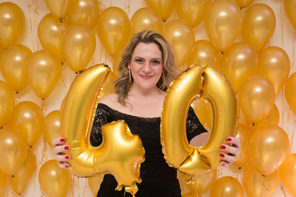 Aniversários de Márcia - 40 anos