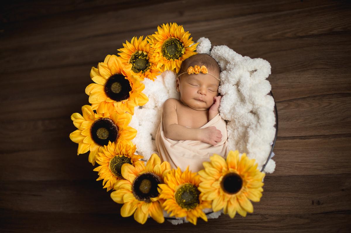 Foto de Newborn da Eduarda (Hygor e Caroline)
