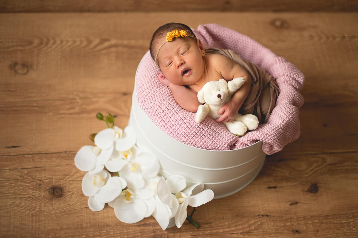 Foto de Newborn Lívia