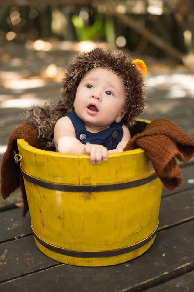 Foto de Rafael (4 meses)