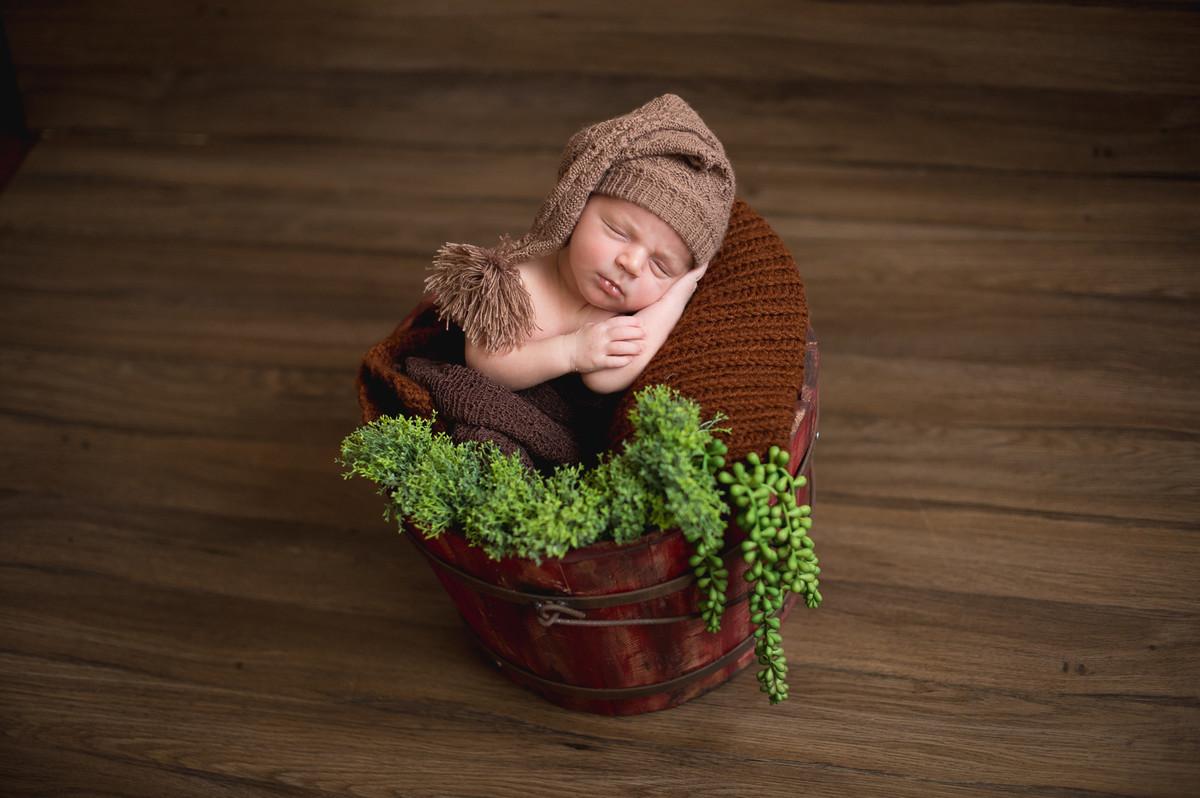 Foto de Newborn Heitor