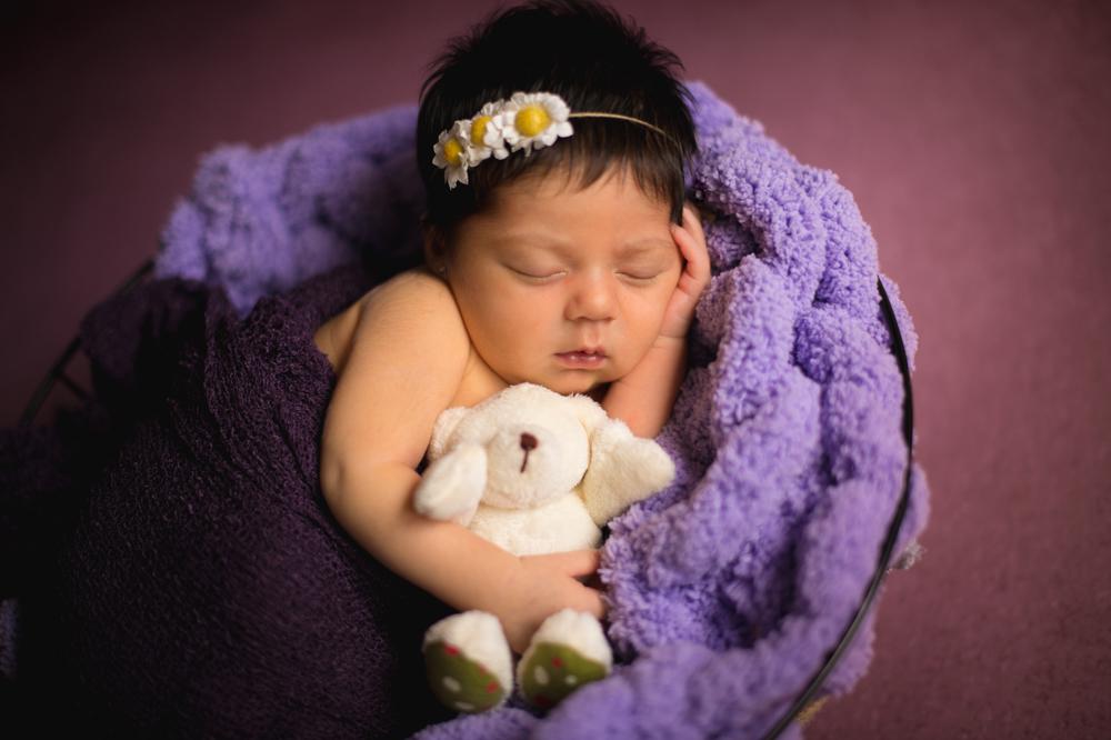 Foto de Newborn Maria Eduarda