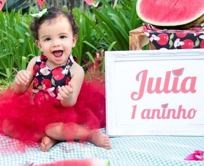 Smash the Fruit da Júlia