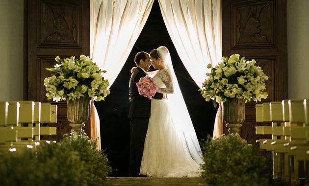 Capa do álbum do Casamentos de Reciela e Jeferson fotografados por Eduardo Perazzoli
