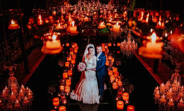 Capa do álbum do Casamentos de Fernanda e Valdemar Jr. fotografados por Eduardo Perazzoli