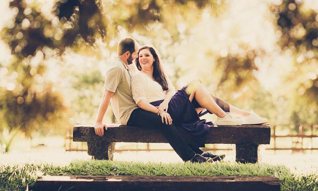 Capa do álbum do Ensaios de Camila e Henrique fotografados por Eduardo Perazzoli