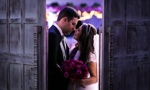 Capa do álbum do Casamentos de Janaína e Éder fotografados por Eduardo Perazzoli